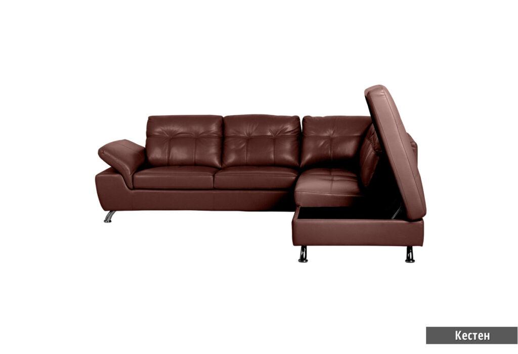диван от кожа