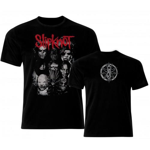 метъл тениска